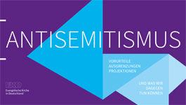 Deckblatt Antisemitismus-Flyer