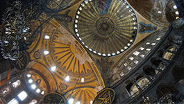 Hagia Sophia - Deckenornamente
