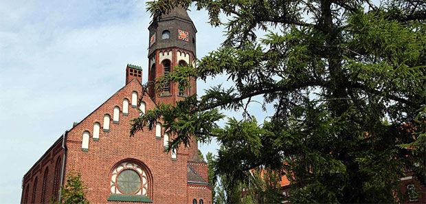 Kirche des Hessischen Diakoniezentrums Hephata in Schwalmstadt-Treysa