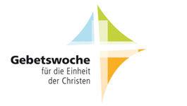 Logo: Gebetswoche der Christen