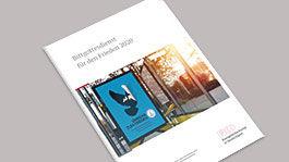 Cover: Bittgottesdienst für den Frieden 2020