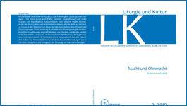 Cover: Liturgie und Kultur