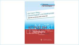 Cover: Auf dem Weg - Gerechtigkeit und Welthandel