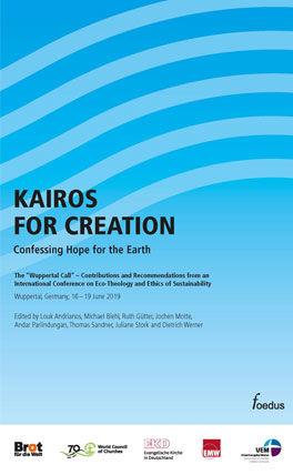Cover: Kairos for creation