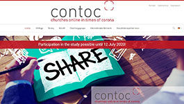 "Screenshot Website ""contoc"""