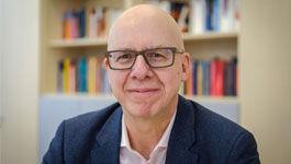 Der neue Direktor des Sozialwissenschaftlichen Instituts der Evangelischen Kirche in Deutschland (EKD), Georg Lämmlin