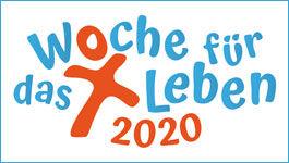 Logo: Woche für das Leben 2020