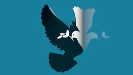 Motiv der Ökumenischen FriedensDekade 2020
