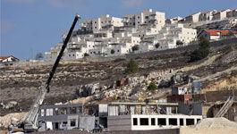 Jüdische Siedlung Neve Daniel im Westjordanland
