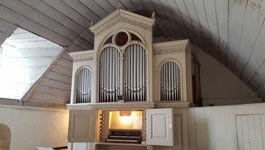 Orgel des Monats in Oberwirbach