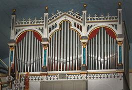 Orgel des Monats August