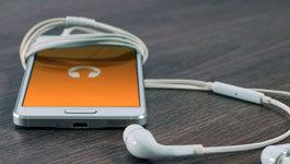 Sympolbild für Podcast hören