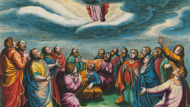 Christi Himmelfahrt Evangelisch