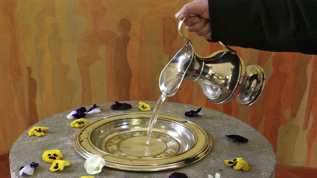 Fragen Zur Taufe Ekd