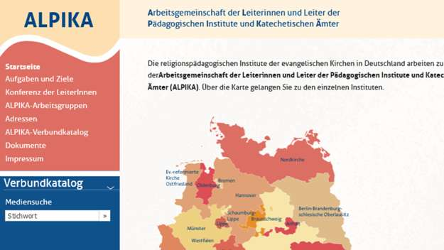 Screenshot www.relinet.de