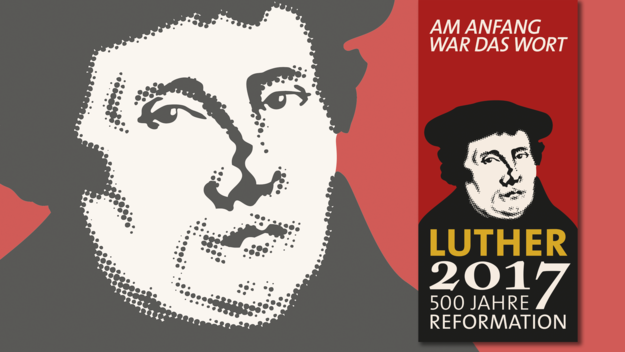 "Logo ""Luther 2017"""