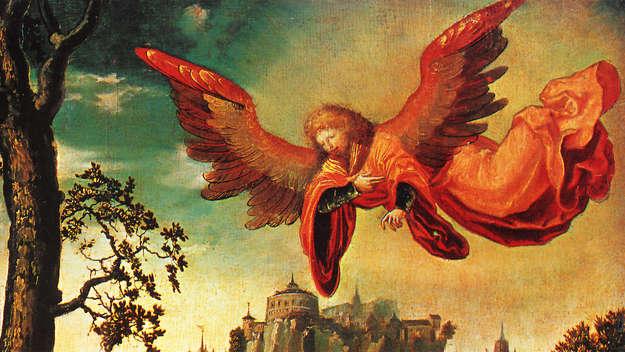 Die Bekanntesten Engel Der Bibel Ekd