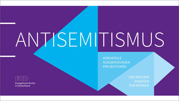 Cover Flyer Antisemitismus