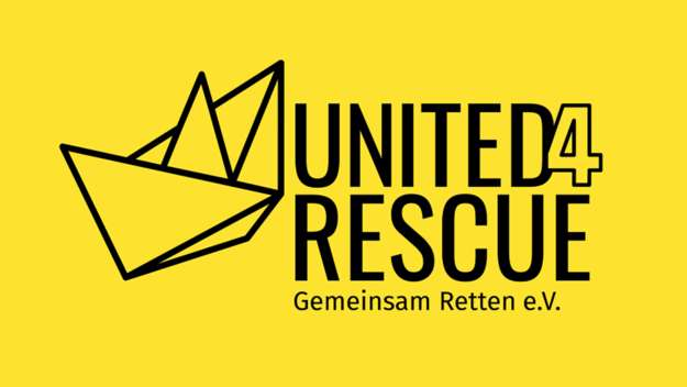 Logo: United4Rescue