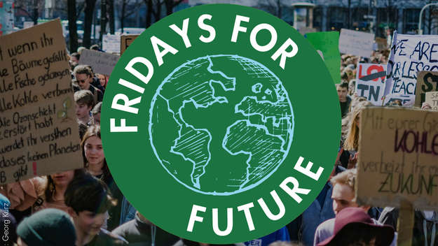 Logo: fridays for future