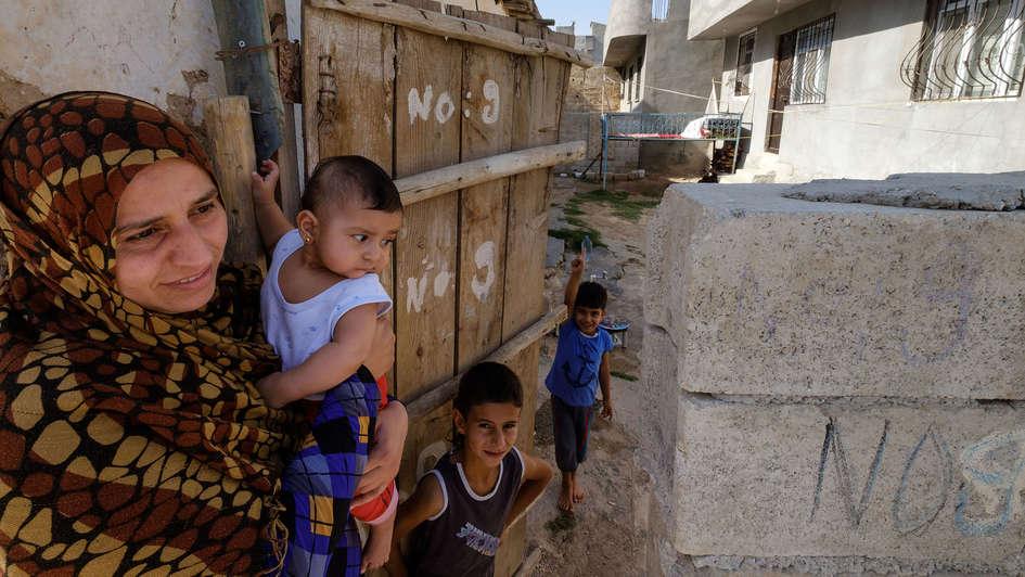 Hoffnungszeichen setzen – in Syrien und seinen Nachbarländern