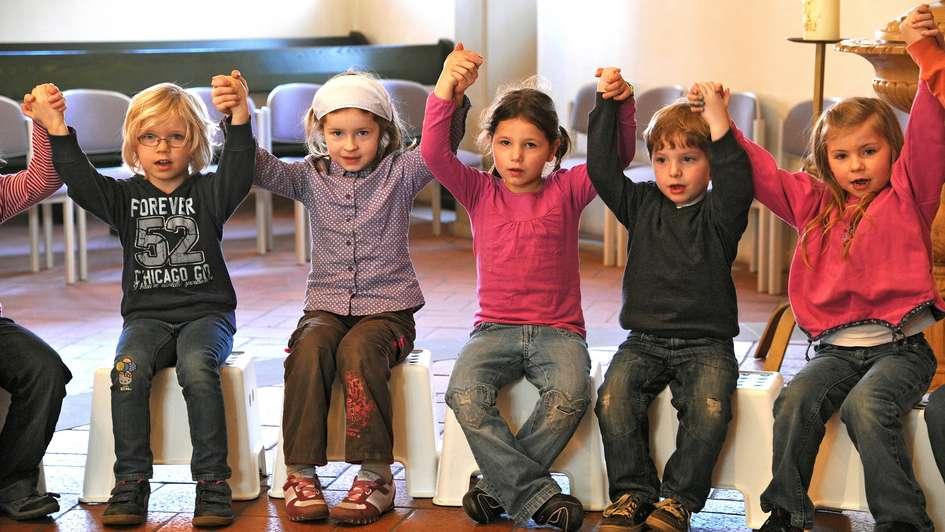 2.000 Teilnehmer bei EKD-Gesamttagung für Kindergottesdienst