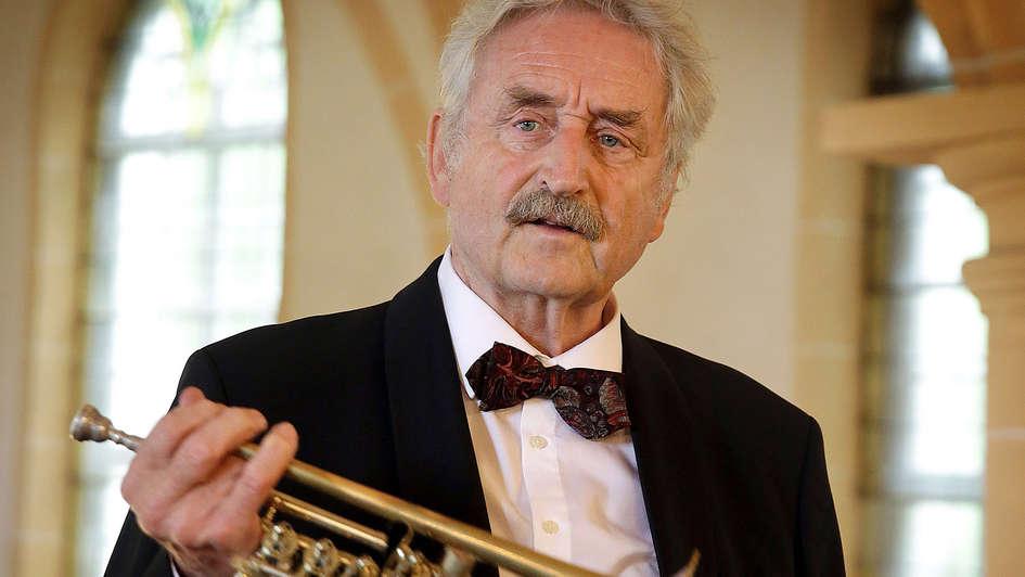 Der Trompeter Ludwig Güttler, Portrait