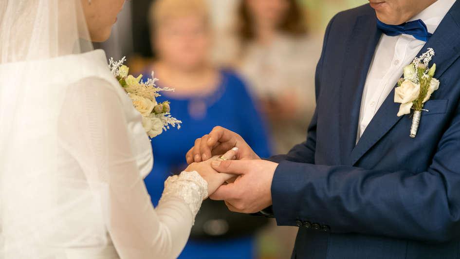 Evangelische trauung partner nicht getauft