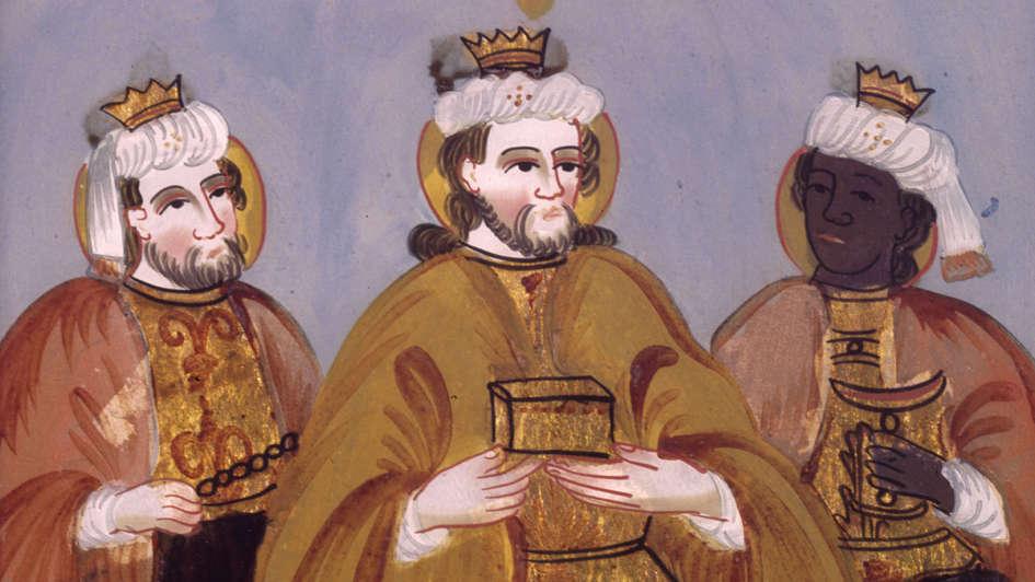 Heiligen Drei Könige Geschenke
