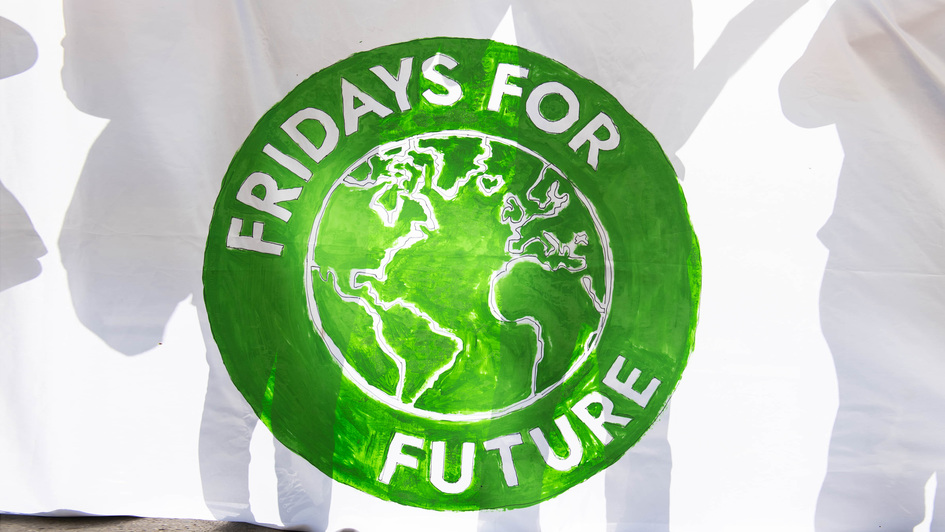 Logo 'Fridays for Future'