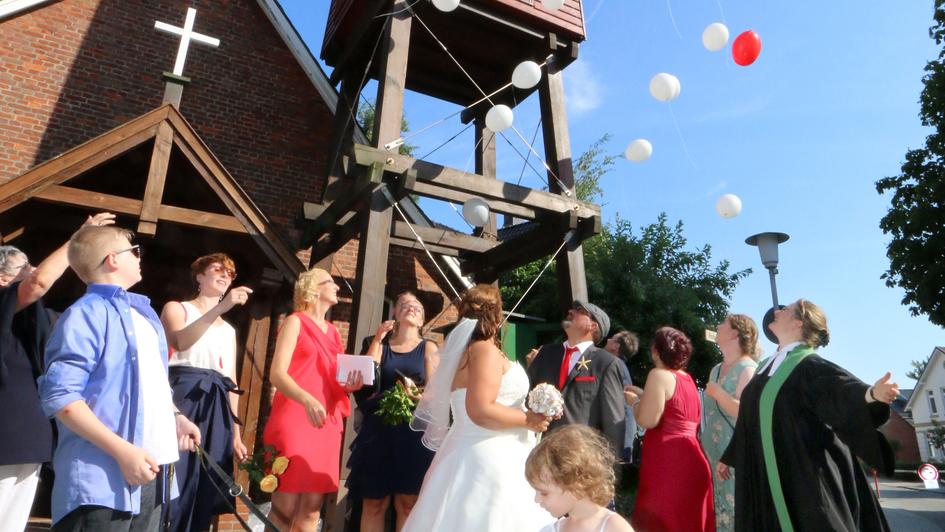 Hochzeit Kirchliche Trauung Ekd