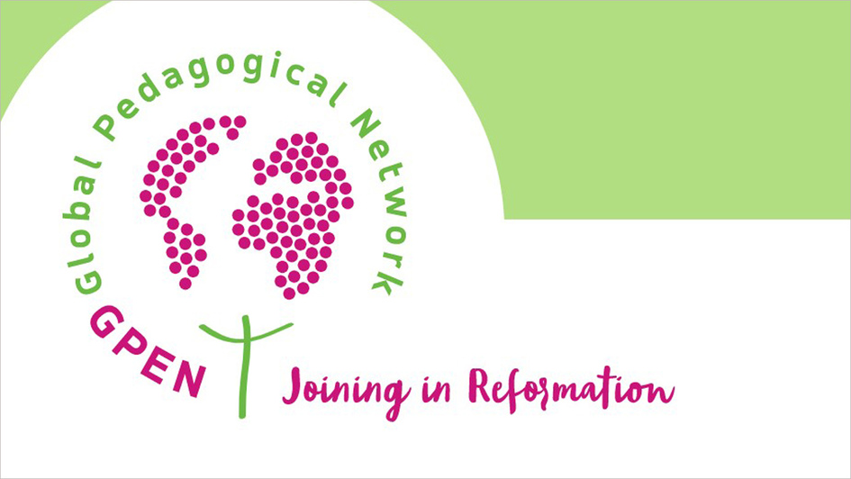 Logo Global Pedagogical Network - Joining in Reformation (Screenshot)