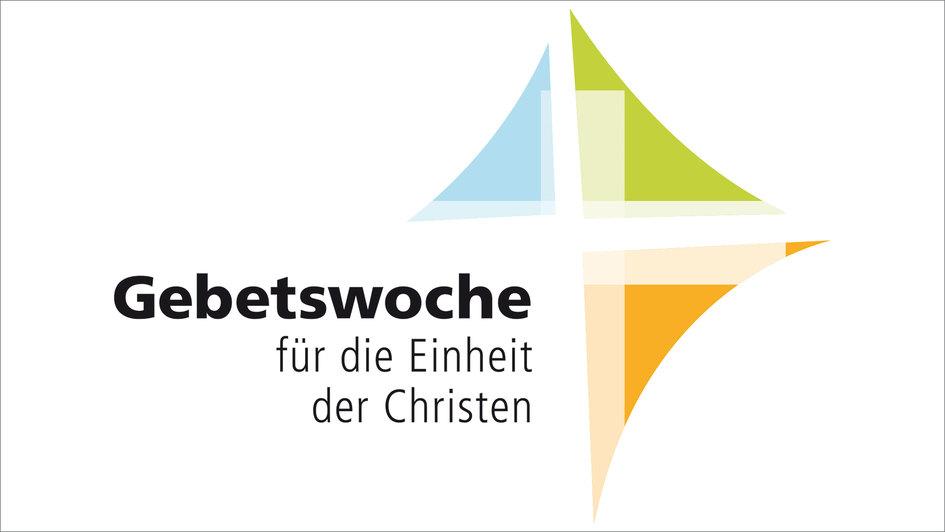 Logo der Gebetswoche für die Einheit der Christen