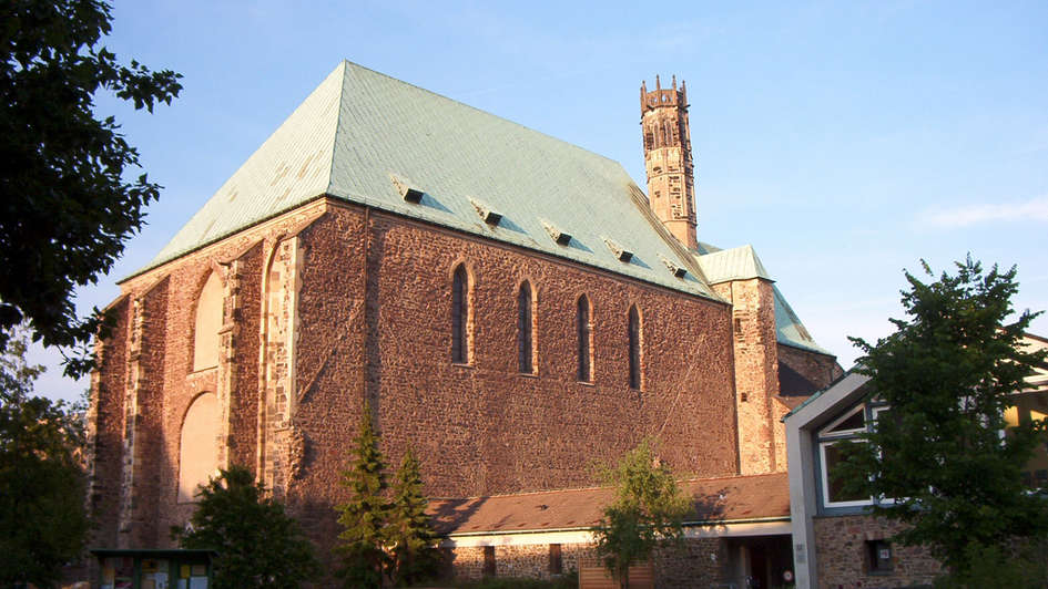 Wallonerkirche in Magdeburg