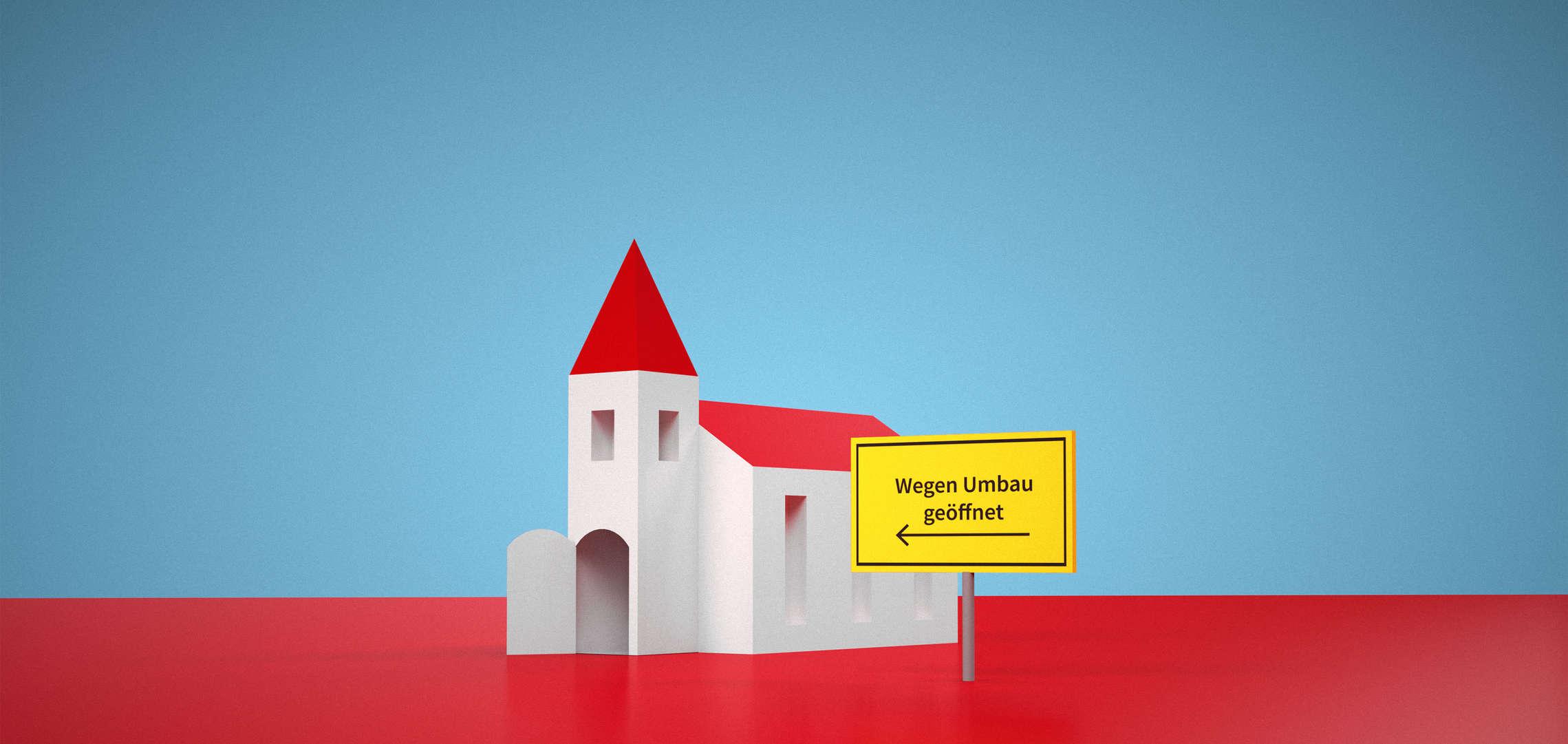 Zusammenfassung der Gesamtanalyse auf Bundesebene für die evangelische und katholische Kirche