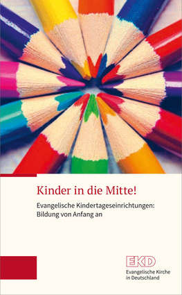 Cover: Kinder in die Mitte!