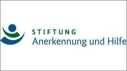"""Logo der Stiftung """"Anerkennung und Hilfe"""""""