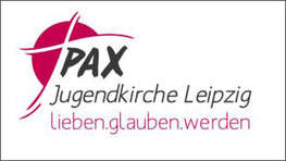 Logo PAX-Jugendkirche Leipzig