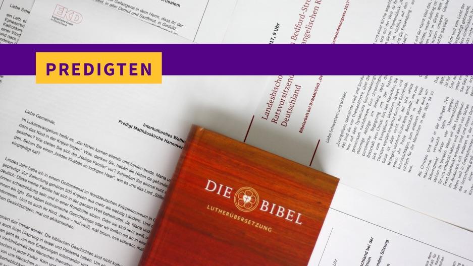Weihnachtspredigt des EKD-Ratsvorsitzenden Bischof Wolfgang Huber – EKD
